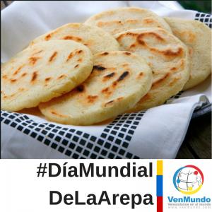 #DíaMundialDeLaArepa (1)