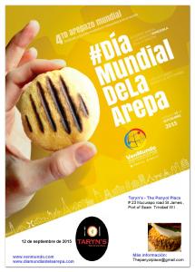 aficheamarillo Puerto España 2015