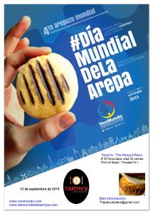 aficheazul Puerto España 2015