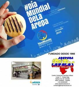 Arepas Caracas