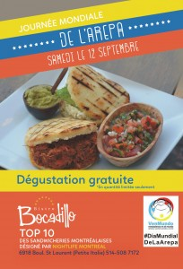 Bocadillo Montreal