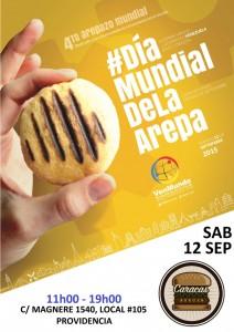 Caracas Burger Chile