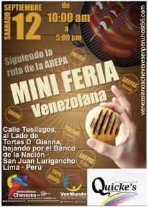 Feria Peru