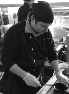 Luis Manuel Cordoba Chef - Cachapas 2