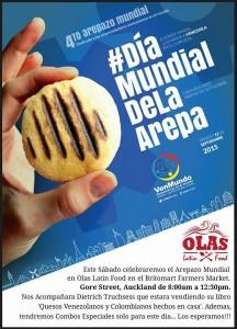 Olas Latin Food, Nueva Zelanda