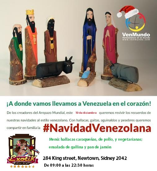 VenMundo Navidad Venezolana Exotik