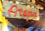 Arepa Colombiana