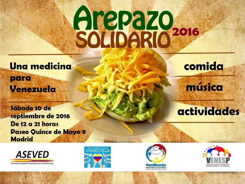 Arepazo Madrid